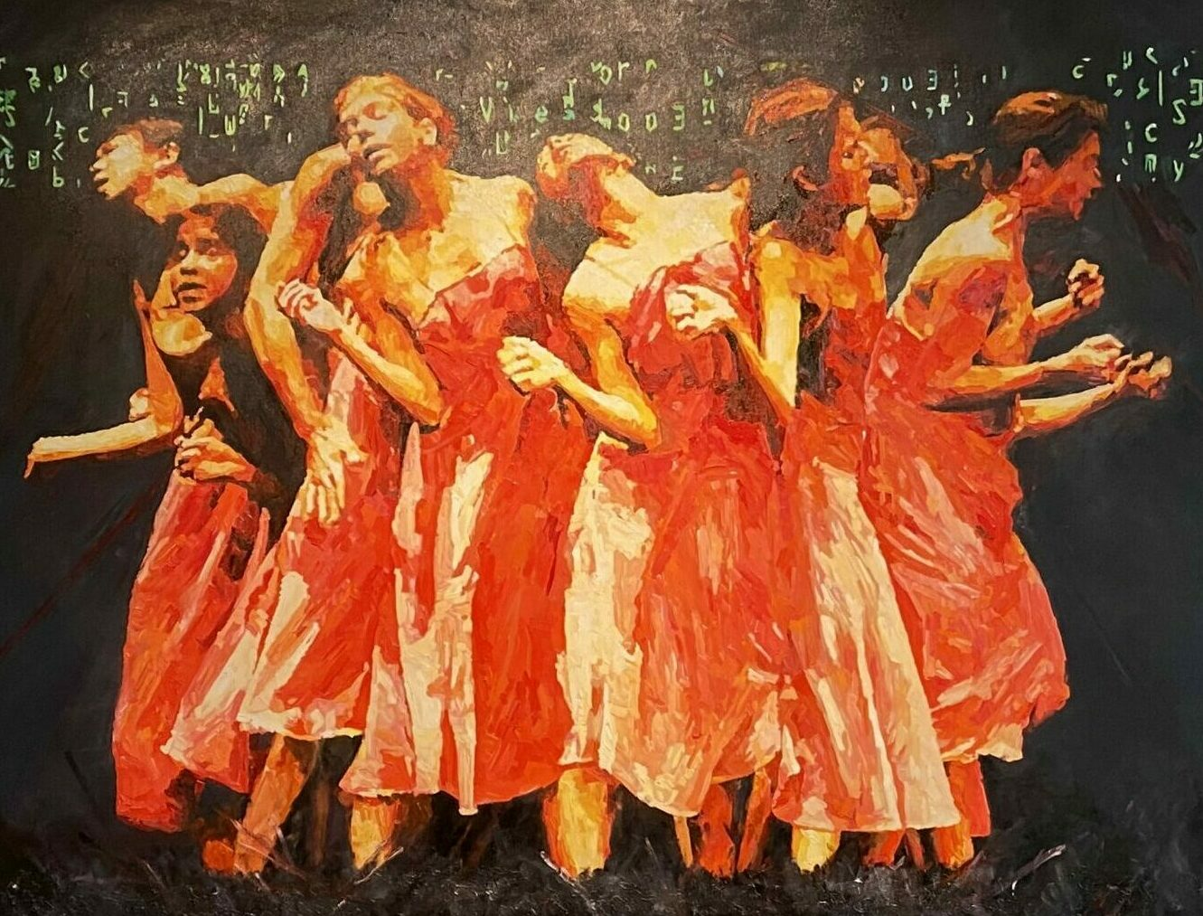 Red Ladies
